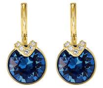 Ohrhänger 'Bella' blau / gold