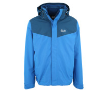 Outdoorjacke 'arland 3In1' blau