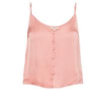 Top 'button Camisole' rosa