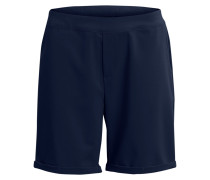 Softe lässige Shorts blau