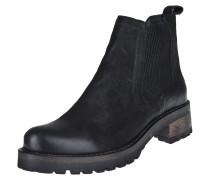 Ankle-Boots 'monika' schwarz