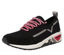 Sneaker hellpink / schwarz