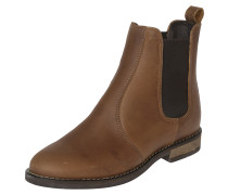 Chelsea Boots 'Maria' ocker