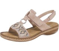 Sandaletten puder