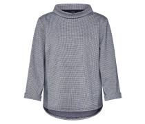 Sweatshirt 'Guleda pepita' schwarz