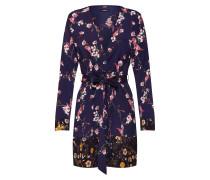 Kleid 'floral Button Through Belted Wrap Dress'