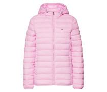 Jacke 'tjw Basic Quelted Hooded Jacket'