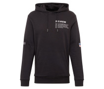 Sweatshirt 'onsspace' schwarz