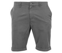 Chino Shorts dunkelgrau