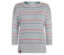 Female Knit 'Majas Lieblingspulli' grau