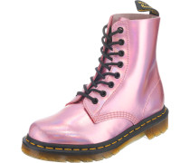 Schnürstiefel 'Pascal' pink