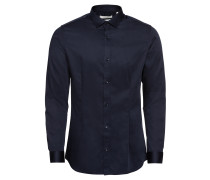 Hemd 'jjprPARMA Shirt L/S Noos' navy