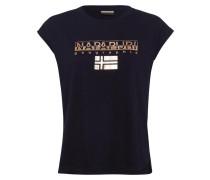 Print-Shirt marine
