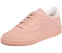 Sneaker 'Club C 85 Nbk' rosé