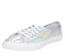 Sneaker 'low PRO Luxe' silber