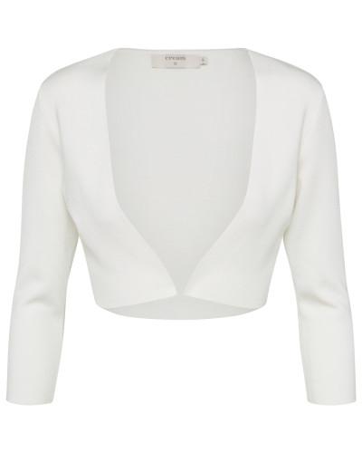 Bolero Jacket weiß