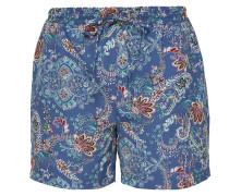 Shorts himmelblau / mischfarben