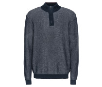 Pullover 'zp troyer' navy
