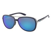 Sonnenbrille 'split Time' blau