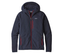 Performance Better Fleecejacke navy