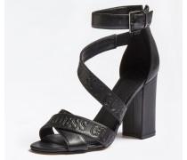 Sandalette 'Korra' schwarz