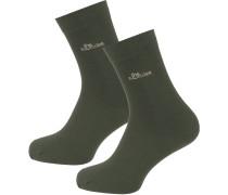 Socken 'Classic' khaki