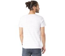 T-Shirt 'Mantup' weiß