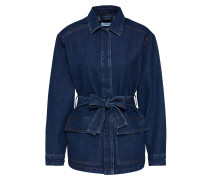 Jacke 'Miyah' blue denim