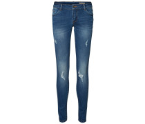 'Five LW Skinny Fit' Jeans blue denim