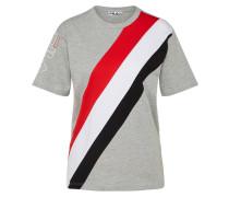 T-Shirt grau / mischfarben