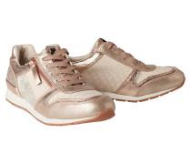 Sneaker rosegold