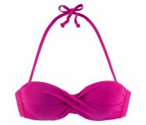 Bügel-Bandeau-Top 'Sofia' pink