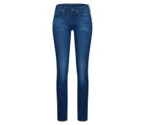 Jeans 'Midge Mid Straight Wmn' blau