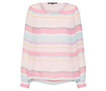 Bluse mischfarben / pink / rosa