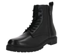 Stiefel 'Army Lace Up' schwarz