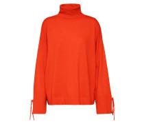 Pullover 'Iwanna' orangerot