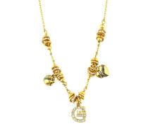 Halskette 'ubn11318' gold