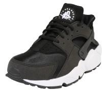 Sneaker 'Air Huarache Run' schwarz