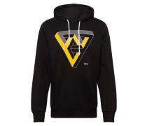 Sweatshirt 'jcobooster Sweat Hood March 19'