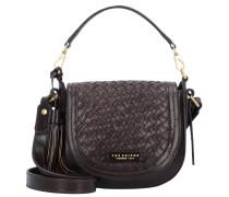 Mini Bag Umhängetasche 'Salinger' Leder 20 cm