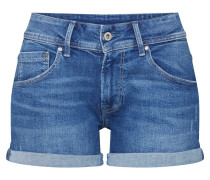 Shorts 'Siouxie' blue denim