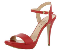 Sandalette 'valeria' rot