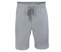 Shorts mit Taschen graumeliert