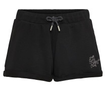 Shorts 'essentials Sweat' schwarz