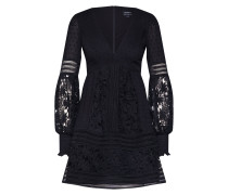 Kleid 'mariah Spliced' schwarz