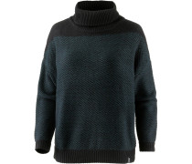 Pullover 'Block Turtle Knit'