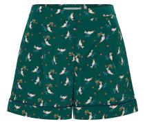 Shorts grün / mischfarben