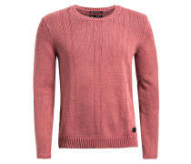 Pullover 'pintaz' rosé / pastellrot