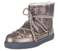 Snowboots 'galway' camel / gold