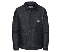 Jacke 'Blake' blue denim